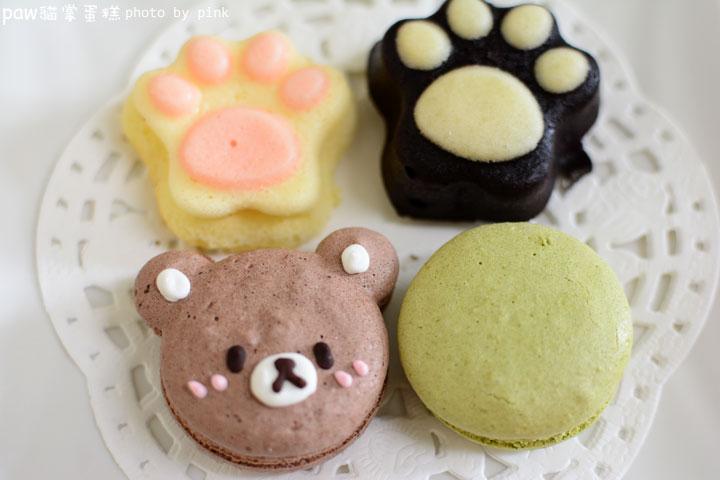 【團購美食】療癒系「paw貓掌蛋糕」,不只溶你口,更融你的心!-1DSC_5856.jpg