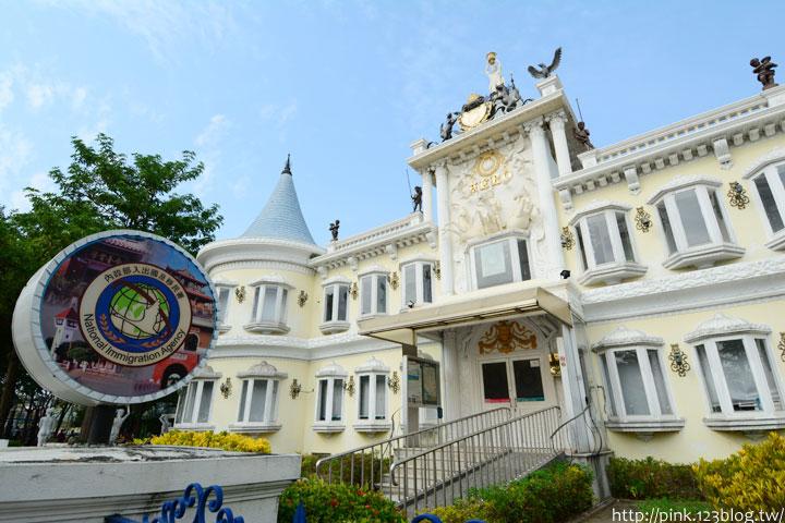 【台南景點】台南移民署。歐洲宮廷風,全台最美的公家建築!-DSC_9826.jpg