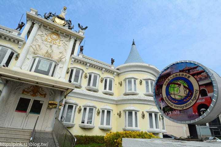 【台南景點】台南移民署。歐洲宮廷風,全台最美的公家建築!-DSC_9830.jpg