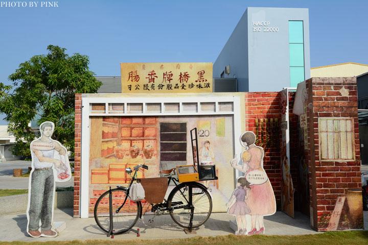 【台南景點】黑橋牌香腸博物館-記憶中不變的美好滋味。-DSC_0349.jpg