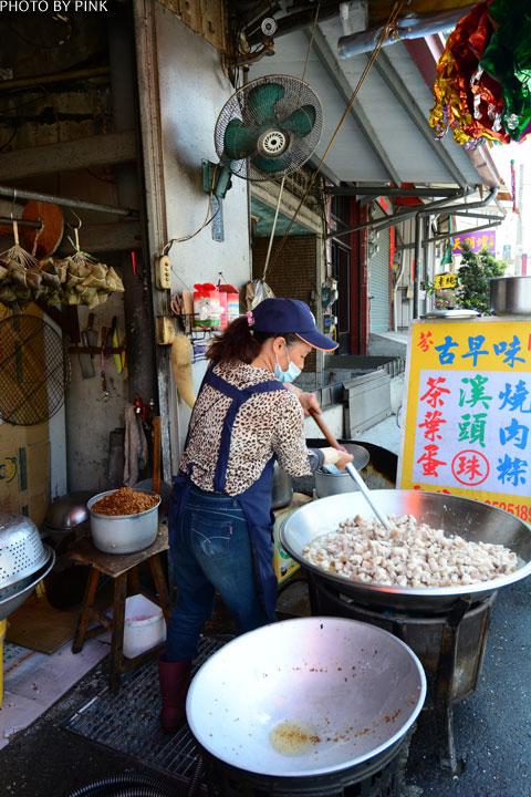 【芬園美食】古早味燒肉粽(珠)。復刻版肉粽,沒錯就是這個味!-DSC_8919.jpg