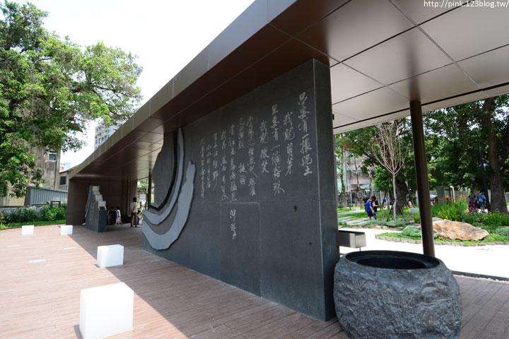 【台中新景點】台中文學館&台中文學公園。鬧區中的一抹幽靜(近第五市場)-DSC_0712.jpg