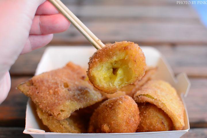 【集集美食】集集火車站旁無名炸香蕉vs琳家元香蕉酥。兩家比拼,哪一家最好-1DSC_0309.jpg