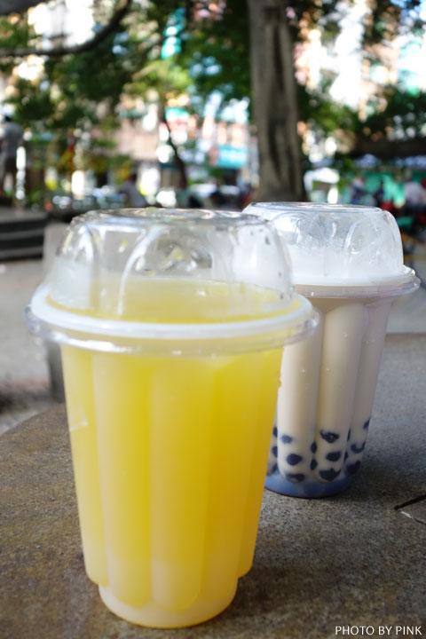 【南投市美食】珍珠奶茶、熱狗、福州包。台式下午茶,美味進擊!-DSC00803.jpg