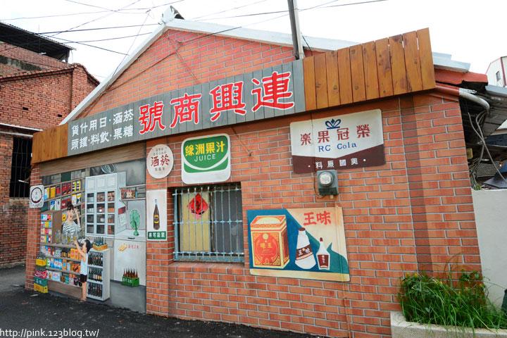 台中沙鹿「美仁里彩繪巷」,全台首創屬於台灣味的復古彩繪。-DSC_1190.jpg