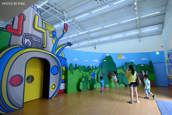【北斗景點】愛玩色創意館。繽紛的彩色世界,邀你一起來玩色!-DSC_1798.jpg