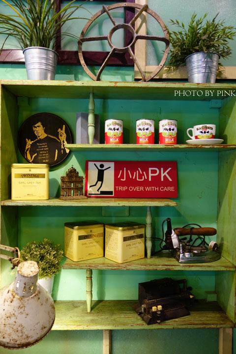 【員林餐廳】喜喜茶室。道地港式風味飲茶,挑逗您的味蕾!-DSC00443.jpg