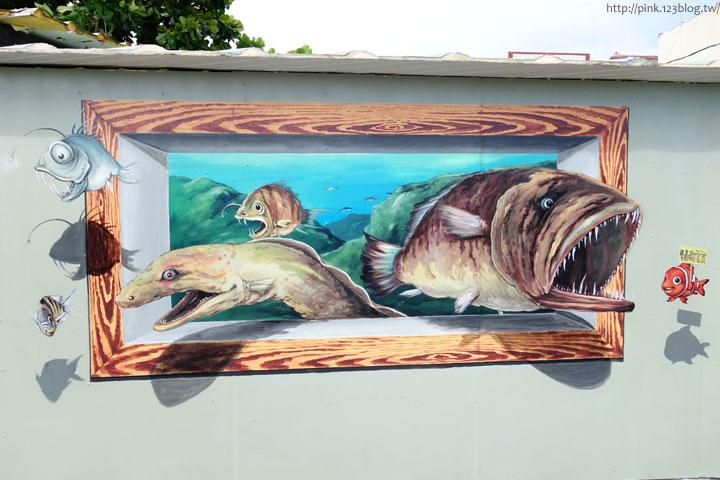 【布袋景點】好美里3D立體海洋彩繪世界,嚇!超大鯊魚遊過來啦!-DSC01938.jpg