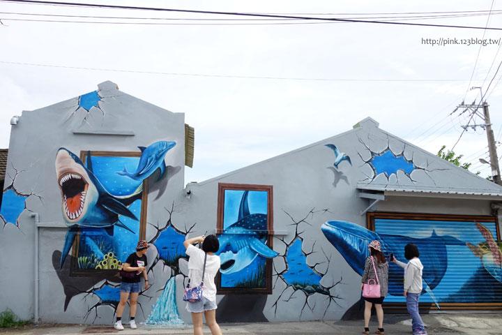 【布袋景點】好美里3D立體海洋彩繪世界,嚇!超大鯊魚遊過來啦!-DSC01948.jpg