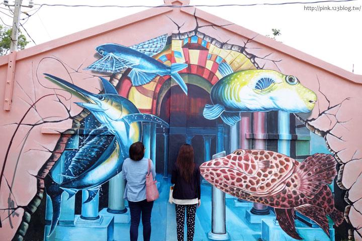【布袋景點】好美里3D立體海洋彩繪世界,嚇!超大鯊魚遊過來啦!-DSC01967.jpg