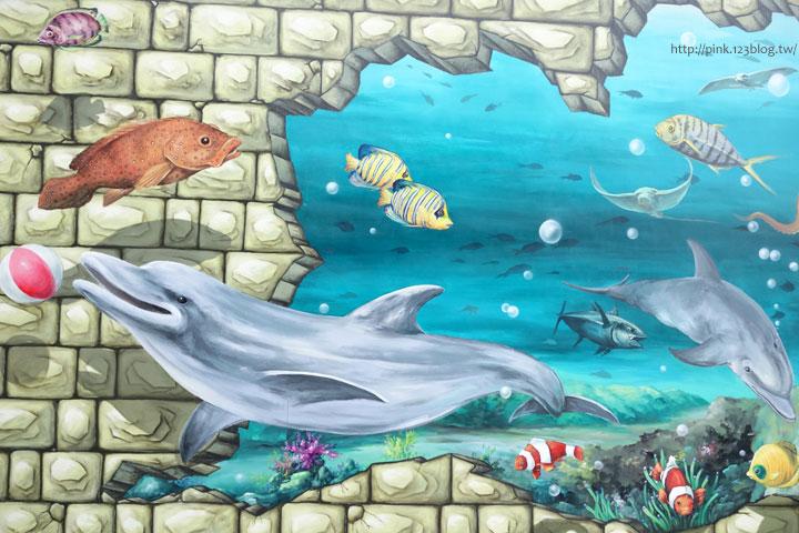 【布袋景點】好美里3D立體海洋彩繪世界,嚇!超大鯊魚遊過來啦!-DSC01989.jpg