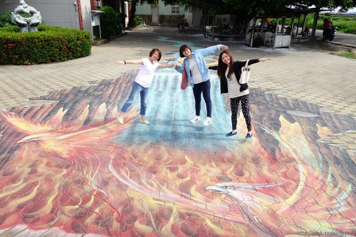 【布袋景點】好美里3D立體海洋彩繪世界,嚇!超大鯊魚遊過來啦!-DSC02007.jpg