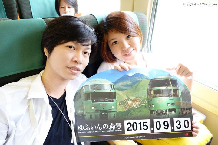 【日本九州】搭乘由布院之森列車,遊湯布院、賞金麟湖-DSC02828.jpg