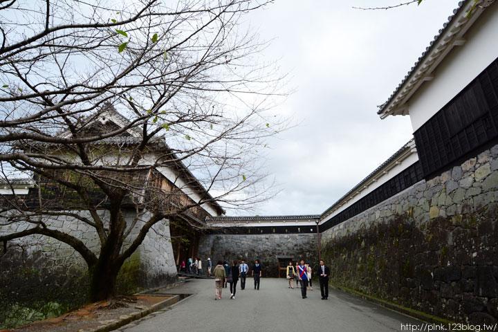 【日本九州】熊本城。日本三大名城之一,必玩景點!-DSC_6858.jpg