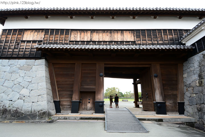 【日本九州】熊本城。日本三大名城之一,必玩景點!-DSC_6860.jpg
