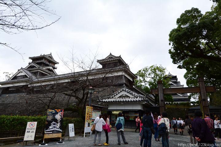 【日本九州】熊本城。日本三大名城之一,必玩景點!-DSC_6872.jpg