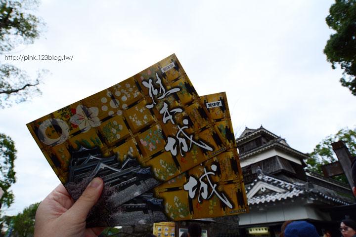 【日本九州】熊本城。日本三大名城之一,必玩景點!-DSC_6880.jpg