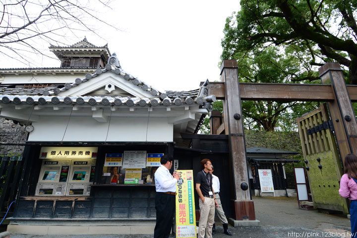 【日本九州】熊本城。日本三大名城之一,必玩景點!-DSC_6882.jpg