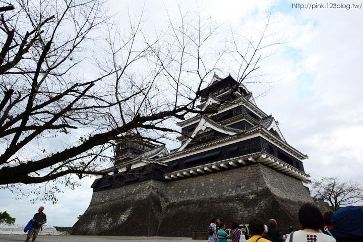 【日本九州】熊本城。日本三大名城之一,必玩景點!-DSC_6889.jpg