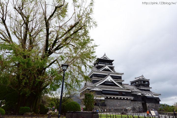 【日本九州】熊本城。日本三大名城之一,必玩景點!-DSC_6910.jpg