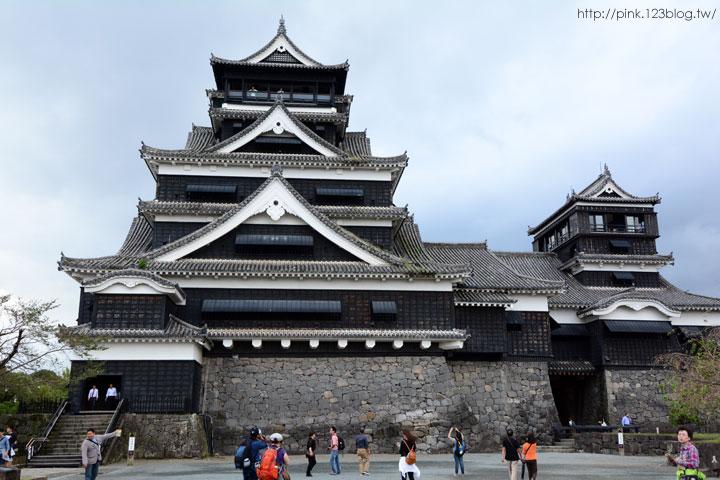 【日本九州】熊本城。日本三大名城之一,必玩景點!-DSC_6920.jpg