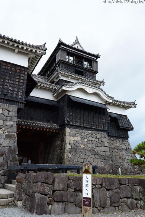 【日本九州】熊本城。日本三大名城之一,必玩景點!-DSC_6922.jpg