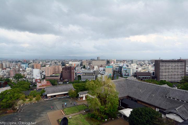 【日本九州】熊本城。日本三大名城之一,必玩景點!-DSC_6951.jpg