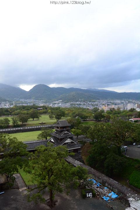 【日本九州】熊本城。日本三大名城之一,必玩景點!-DSC_6961.jpg