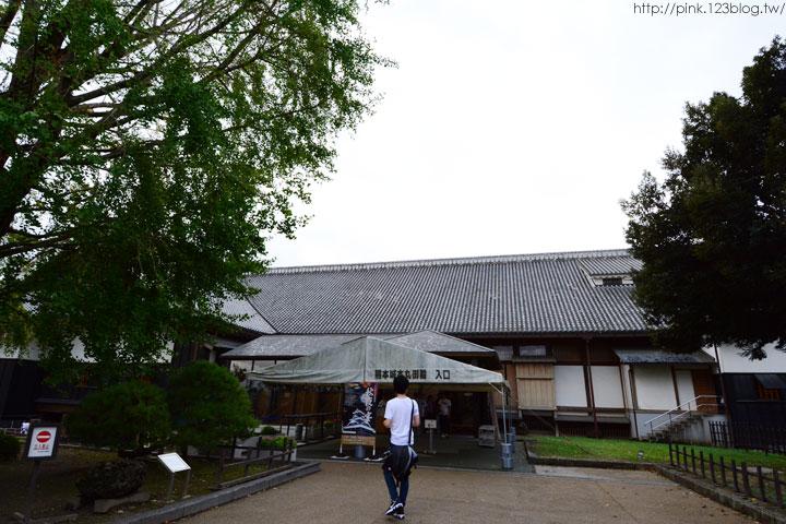 【日本九州】熊本城。日本三大名城之一,必玩景點!-DSC_7001.jpg