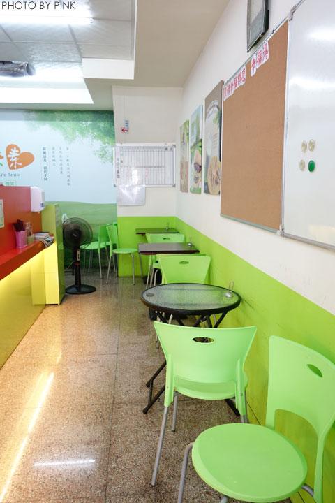 【霧峰素食早餐】得來素蔬食早午餐。素食界的美而美!-DSC03656.jpg