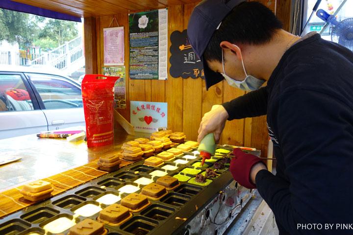 【草屯美食】小山記日式方塊燒。日式小甜品,下午茶首選!(位於肯德基旁)-DSC08839.jpg