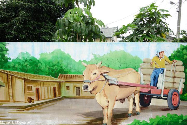 【芬園景點】寶山社區立體農村彩繪巷。沒想到我家也是彩繪村!-DSC00506.jpg