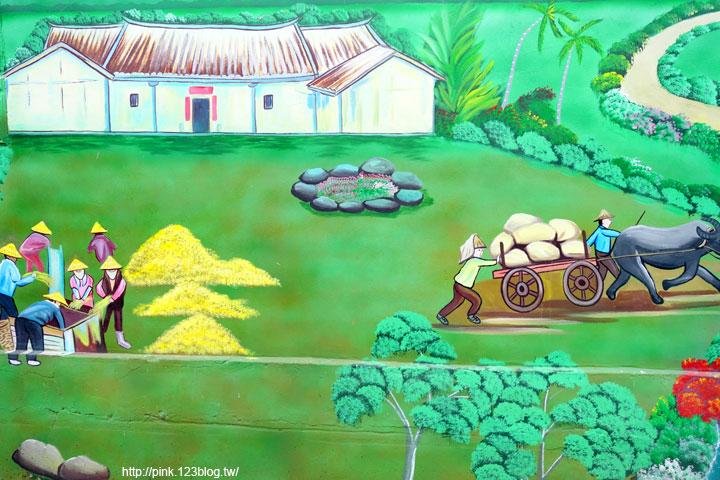 【芬園景點】寶山社區立體農村彩繪巷。沒想到我家也是彩繪村!-DSC00525.jpg