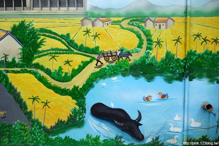 【芬園景點】寶山社區立體農村彩繪巷。沒想到我家也是彩繪村!-DSC00548.jpg