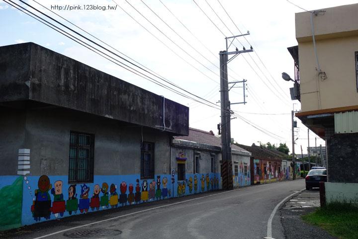 【彰化福興景點】三和社區西瓜彩繪村。每一個卡通人物,都是西瓜的代言人,超萌!-DSC02311.jpg