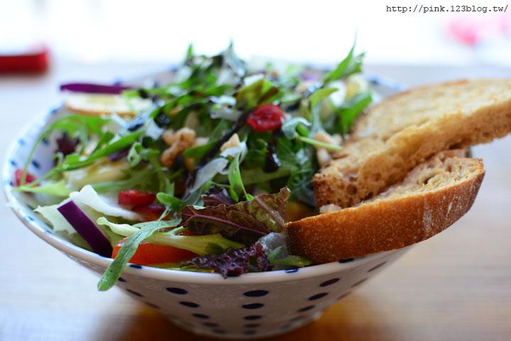 【台中蔬食餐廳】柒晌.我的菜。蔬食大漢堡,征服你的味蕾!-DSC_6974.jpg