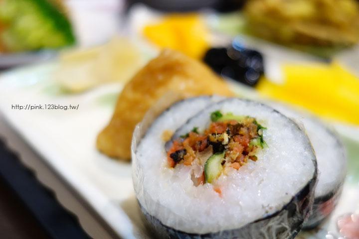【草屯蔬食】福田日式蔬食壽司屋。日式風味蔬食料理,讓你吃的健康又滿足!-DSC04830.jpg