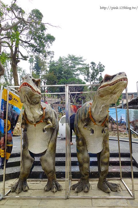 【員林新景點】百果山探索樂園。天啊,我是到侏羅紀公園了嗎?-DSC01950.jpg