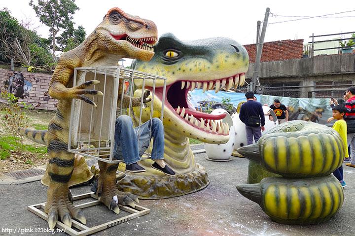 【員林新景點】百果山探索樂園。天啊,我是到侏羅紀公園了嗎?-DSC01963.jpg