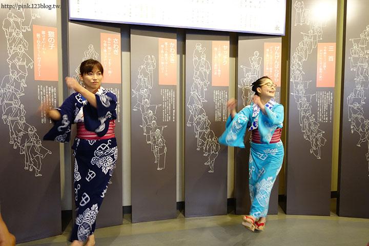【日本北陸】郡上八幡老街散策趣。舞城、食品模型,很有風格的小鎮!-DSC00274.jpg