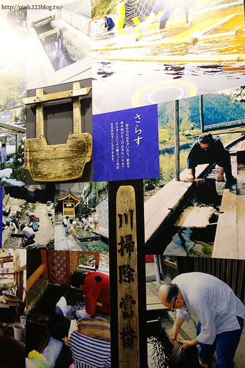 【日本北陸】郡上八幡老街散策趣。舞城、食品模型,很有風格的小鎮!-DSC00295.jpg