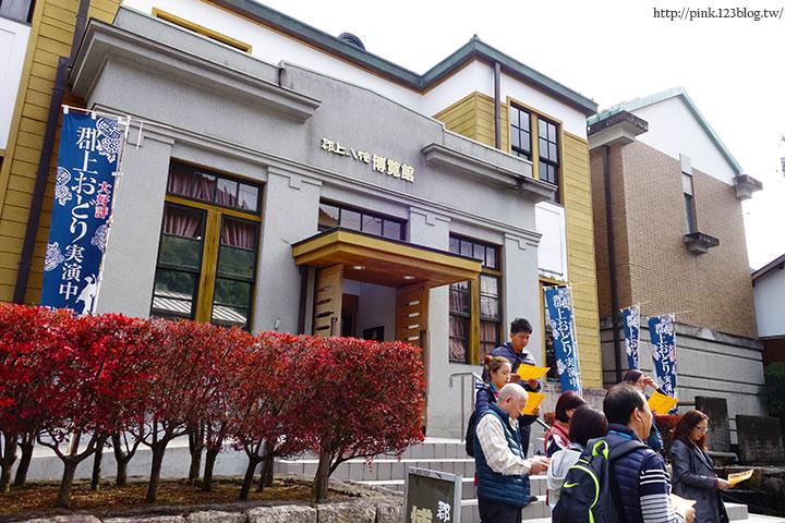 【日本北陸】郡上八幡老街散策趣。舞城、食品模型,很有風格的小鎮!-DSC00313.jpg