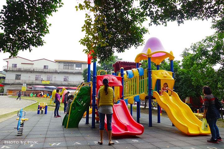 【員林景點】百果山兒童樂園。超長溜滑梯、沙坑等多樣化設施,帶小孩玩耍的好去處!-DSC01885.jpg