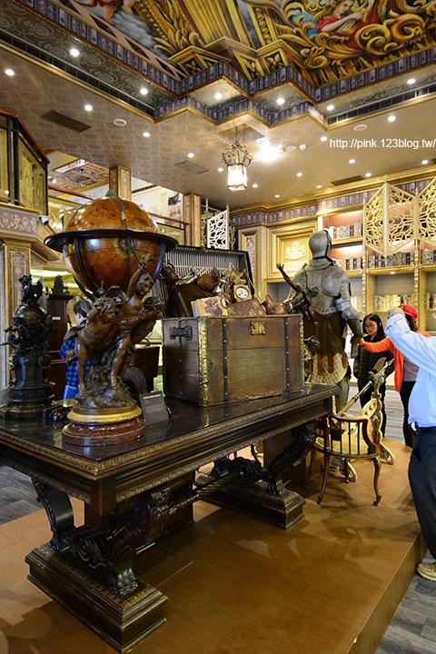 【台中新景點】新天地西洋博物館。近千件西洋古董,讓你彷彿置身在古歐洲時期!-DSC_6578.jpg