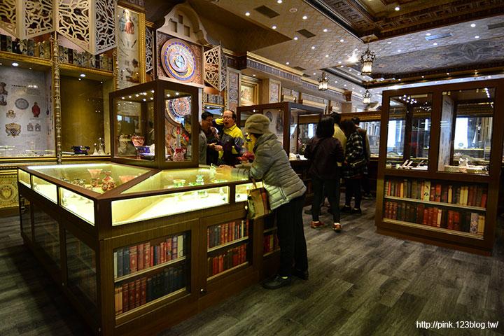【台中新景點】新天地西洋博物館。近千件西洋古董,讓你彷彿置身在古歐洲時期!-DSC_6580.jpg