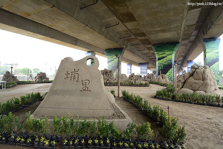 【南投景點】2017南投國際沙雕文化藝術展。來一場沙雕奇景的視覺饗宴!-DSC_6876.jpg