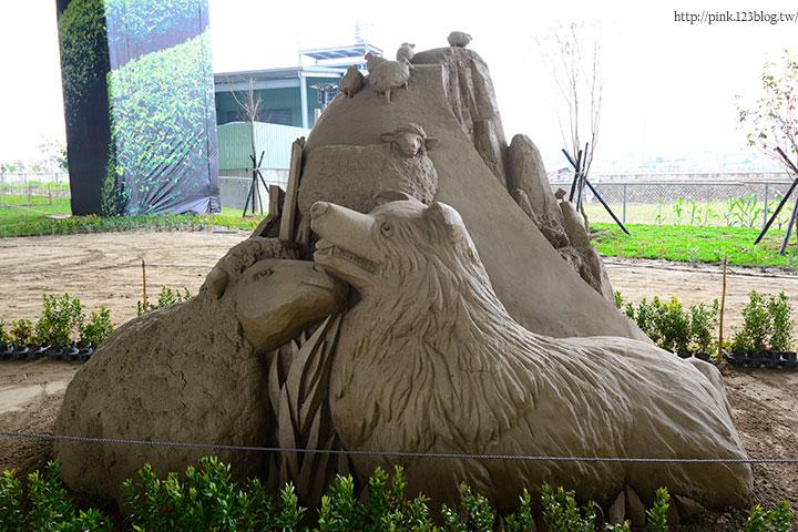 【南投景點】2017南投國際沙雕文化藝術展。來一場沙雕奇景的視覺饗宴!-DSC_6896.jpg