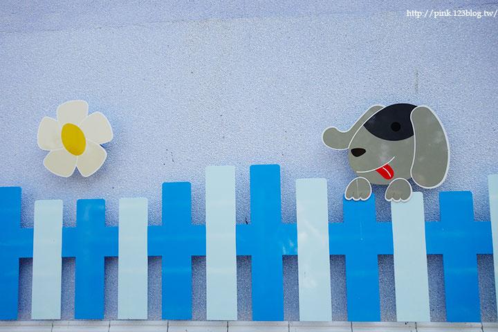 【彰化大村】地中海風格之雙心步道。遊走步道甜蜜滿分!(雙心池塘旁)-DSC04334.jpg