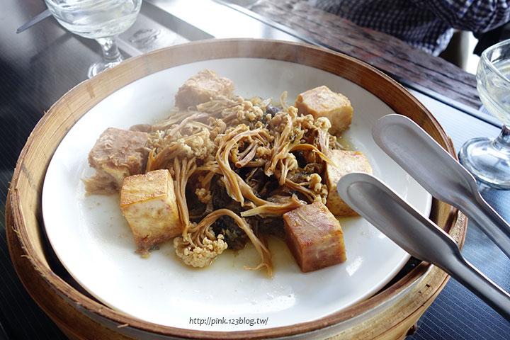【嘉義美食餐廳】食來運轉蔬食創意料理。無菜單料理,要品嚐可先要預約哦!-DSC05325.jpg