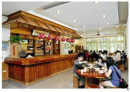 溪頭福林餐廳